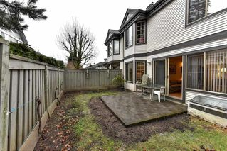 """Photo 20: 8 15840 84 Avenue in Surrey: Fleetwood Tynehead Townhouse for sale in """"FLEETWOOD GABLES"""" : MLS®# R2138711"""