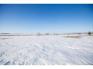 Photo 20: 4 MONKMAN Drive in Lockport: Fort Garry Estates Residential for sale (R13)  : MLS®# 1703894