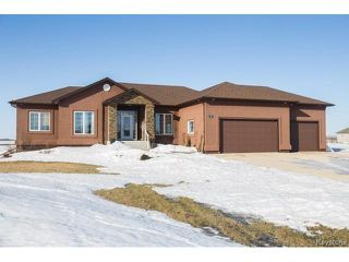 Photo 1: 4 MONKMAN Drive in Lockport: Fort Garry Estates Residential for sale (R13)  : MLS®# 1703894