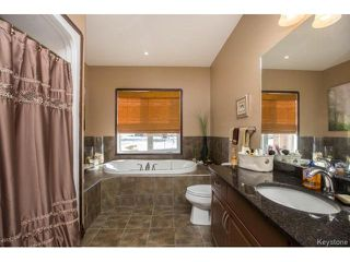 Photo 8: 4 MONKMAN Drive in Lockport: Fort Garry Estates Residential for sale (R13)  : MLS®# 1703894