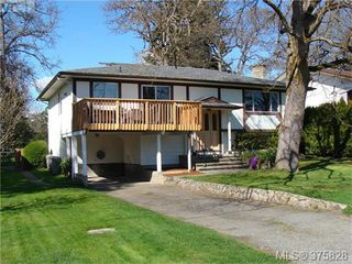 Main Photo: 964 Milner Ave in VICTORIA: SE Lake Hill Single Family Detached for sale (Saanich East)  : MLS®# 754481