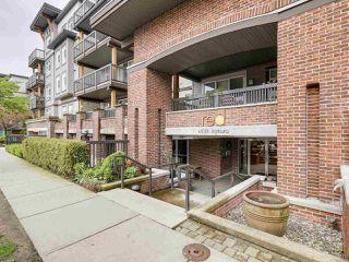 "Main Photo: 103 6033 KATSURA Street in Richmond: McLennan North Condo for sale in ""RED"" : MLS®# R2161024"