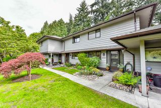 "Photo 1: 14045 MARINE Drive: White Rock Townhouse for sale in ""Ocean Ridge"" (South Surrey White Rock)  : MLS®# R2167951"