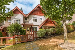 Main Photo: 47 50 PANORAMA Place in Port Moody: Heritage Woods PM Townhouse for sale : MLS®# R2191145