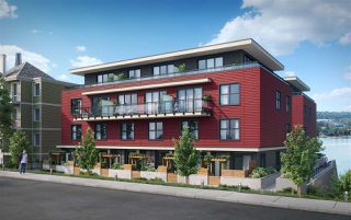 "Photo 2: 510 218 CARNARVON Street in New Westminster: Quay Condo for sale in ""IRVING LIVING"" : MLS®# R2208591"