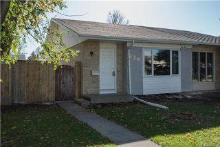 Photo 1: 238 St Martin Boulevard in Winnipeg: East Transcona Residential for sale (3M)  : MLS®# 1726938