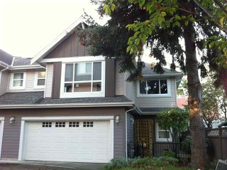 Photo 1: 1 7531 ST ALBANS Road in Richmond: Brighouse South Townhouse for sale : MLS®# R2213846