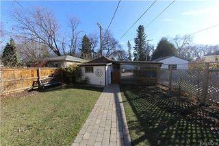 Photo 16: 1202 Grosvenor Avenue in Winnipeg: Residential for sale (1C)  : MLS®# 1728775
