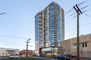 Photo 1: 1208 1775 QUEBEC STREET in Vancouver: Mount Pleasant VE Condo for sale (Vancouver East)  : MLS®# R2219398