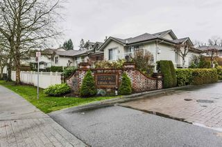 "Photo 22: 8 22740 116 Avenue in Maple Ridge: East Central Townhouse for sale in ""FRASER GLEN"" : MLS®# R2223441"