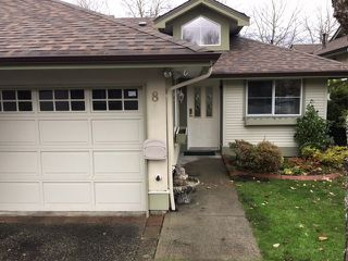 "Photo 5: 8 22740 116 Avenue in Maple Ridge: East Central Townhouse for sale in ""FRASER GLEN"" : MLS®# R2223441"