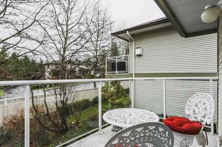"Photo 27: 8 22740 116 Avenue in Maple Ridge: East Central Townhouse for sale in ""FRASER GLEN"" : MLS®# R2223441"
