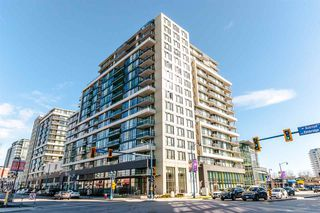 "Photo 2: 807 7788 ACKROYD Road in Richmond: Brighouse Condo for sale in ""QUINTET"" : MLS®# R2248209"