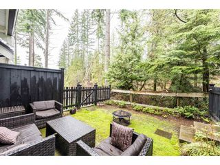 "Photo 17: 138 1460 SOUTHVIEW Street in Coquitlam: Burke Mountain Townhouse for sale in ""CEDAR CREEK"" : MLS®# R2256356"