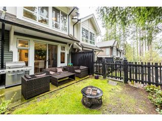 "Photo 18: 138 1460 SOUTHVIEW Street in Coquitlam: Burke Mountain Townhouse for sale in ""CEDAR CREEK"" : MLS®# R2256356"