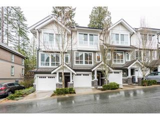 "Photo 1: 138 1460 SOUTHVIEW Street in Coquitlam: Burke Mountain Townhouse for sale in ""CEDAR CREEK"" : MLS®# R2256356"