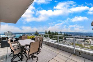 "Photo 19: 1701 9060 UNIVERSITY Crescent in Burnaby: Simon Fraser Univer. Condo for sale in ""ALTITUDE"" (Burnaby North)  : MLS®# R2259510"