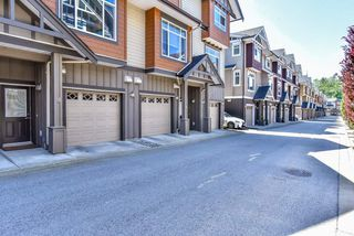 "Photo 1: 11 2979 156 Street in Surrey: Grandview Surrey Townhouse for sale in ""Enclave"" (South Surrey White Rock)  : MLS®# R2267166"