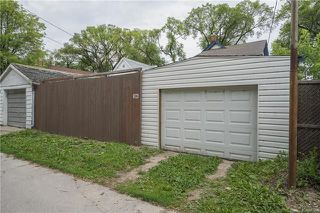 Photo 20: 306 Aberdeen Avenue in Winnipeg: North End Residential for sale (4A)  : MLS®# 1817446