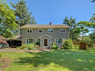 Photo 1: 4537 Tiedemann Place in VICTORIA: SE Gordon Head Single Family Detached for sale (Saanich East)  : MLS®# 394735