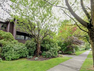 "Photo 3: 110 1720 W 12TH Avenue in Vancouver: Fairview VW Condo for sale in ""TWELVE PINES"" (Vancouver West)  : MLS®# R2285380"