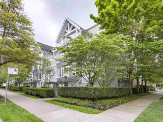 "Main Photo: 28 788 W 15TH Avenue in Vancouver: Fairview VW Townhouse for sale in ""SIXTEEN WILLOWS"" (Vancouver West)  : MLS®# R2296604"