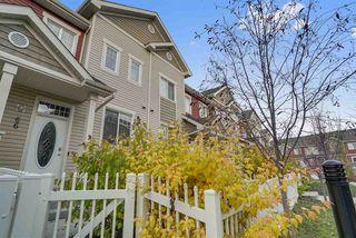 Main Photo: 66 460 HEMINGWAY Road in Edmonton: Zone 58 Townhouse for sale : MLS®# E4133361