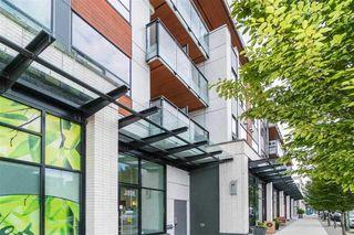 "Main Photo: 107 2858 W 4TH Avenue in Vancouver: Kitsilano Condo for sale in ""KITSWEST"" (Vancouver West)  : MLS®# R2327526"