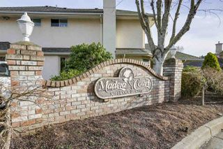"Main Photo: 8 5651 LACKNER Crescent in Richmond: Lackner Townhouse for sale in ""MADERA COURT"" : MLS®# R2335204"