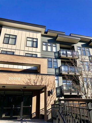 """Main Photo: 116 20078 FRASER Highway in Langley: Langley City Condo for sale in """"THE VARSITY"""" : MLS®# R2339080"""