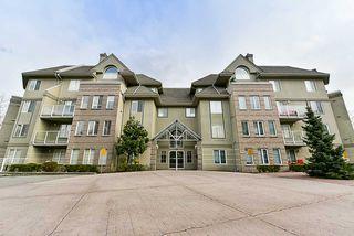 "Main Photo: 209 12125 75A Avenue in Surrey: West Newton Condo for sale in ""Strawberry Hill Estates"" : MLS®# R2338455"