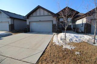 Main Photo: 45 8602 SOUTHFORT Boulevard: Fort Saskatchewan House Half Duplex for sale : MLS®# E4150183