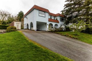 Photo 1: 7952 BURNFIELD Crescent in Burnaby: Burnaby Lake House for sale (Burnaby South)  : MLS®# R2357073