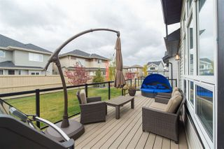 Photo 28: 2305 ASHCRAFT CAPE in Edmonton: Zone 55 House Half Duplex for sale : MLS®# E4152943