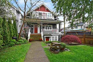 Main Photo: 3668 W 3RD Avenue in Vancouver: Kitsilano House for sale (Vancouver West)  : MLS®# R2361043