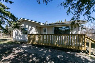 Photo 1: 27408 TWP RD 552: Rural Sturgeon County House for sale : MLS®# E4153850
