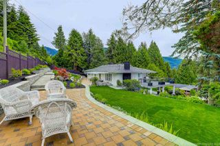 Main Photo: 607 KENWOOD Road in West Vancouver: British Properties House for sale : MLS®# R2363189