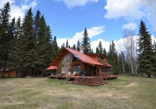 Main Photo: 4316 HORSEFLY - QUESNEL LAKE Road: Horsefly House for sale (Williams Lake (Zone 27))  : MLS®# R2367149