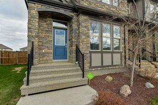 Photo 2: 112 GILMORE Way: Spruce Grove House Half Duplex for sale : MLS®# E4156448