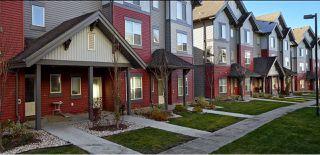 Photo 1: 65 655 WATT Boulevard in Edmonton: Zone 53 Townhouse for sale : MLS®# E4156573