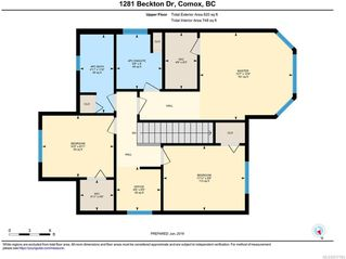 Photo 33: 1281 BECKTON DRIVE in COMOX: CV Comox (Town of) House for sale (Comox Valley)  : MLS®# 817184