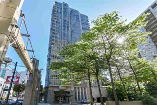 "Main Photo: 801 930 CAMBIE Street in Vancouver: Yaletown Condo for sale in ""Pacific Landmark"" (Vancouver West)  : MLS®# R2383047"