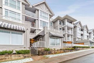 """Photo 2: 111 3136 ST JOHNS Street in Port Moody: Port Moody Centre Condo for sale in """"SONRISA"""" : MLS®# R2428417"""