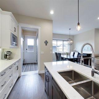 Photo 8: 7207 May Road in Edmonton: Zone 14 House Half Duplex for sale : MLS®# E4192684