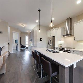 Photo 6: 7207 May Road in Edmonton: Zone 14 House Half Duplex for sale : MLS®# E4192684