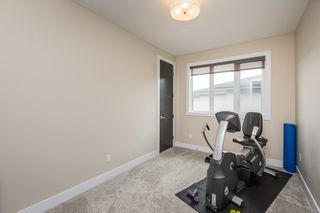 Photo 22: 7207 May Road in Edmonton: Zone 14 House Half Duplex for sale : MLS®# E4192684