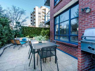"Photo 3: 101 1725 BALSAM Street in Vancouver: Kitsilano Condo for sale in ""Balsam House"" (Vancouver West)  : MLS®# R2454346"