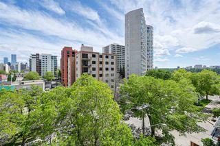 Photo 20: 605 10028 119 Street in Edmonton: Zone 12 Condo for sale : MLS®# E4197697