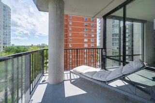 Photo 17: 605 10028 119 Street in Edmonton: Zone 12 Condo for sale : MLS®# E4197697