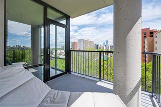 Photo 19: 605 10028 119 Street in Edmonton: Zone 12 Condo for sale : MLS®# E4197697